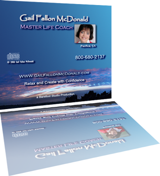 Gail Fallon McDonald Relaxation CD Cover
